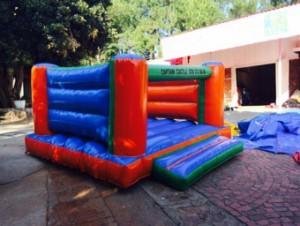 Jumping Castle R350 (4m x 4m)